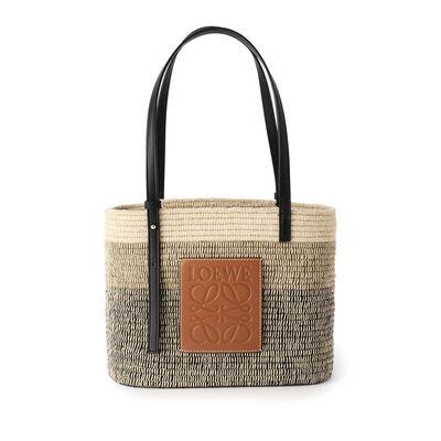 LOEWE(ロエベ)スクエアバスケットバッグ