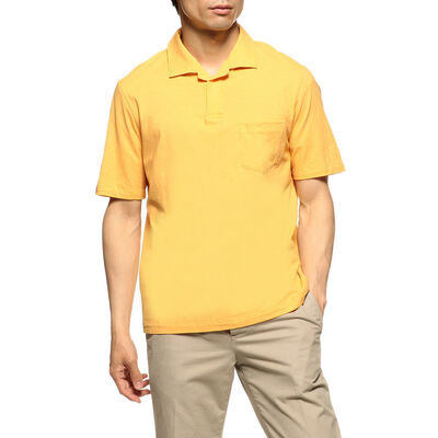 BARNEYS NEW YORK(バーニーズ ニューヨーク)スキッパーポロシャツ