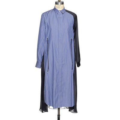 SACAI(サカイ)ドッキングミディドレス
