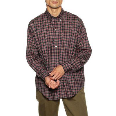 ERRICO FORMICOLA(エリコフォルミコラ)タータンチェック柄ボタンダウンシャツ