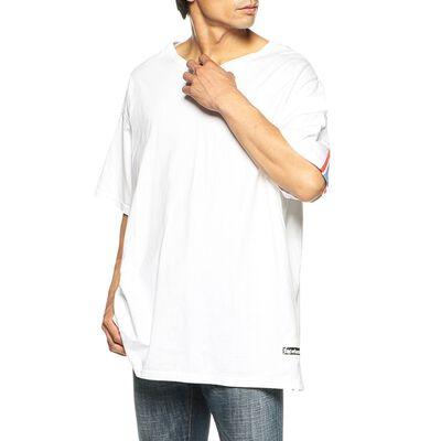 FACETASM(ファセッタズム)バックオルテガ柄Tシャツ