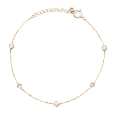 BROWN DIAMOND(ブラウンダイヤモンド)ブレスレット