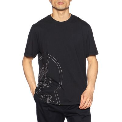 MONCLER(モンクレール)エンブレムプリントTシャツ