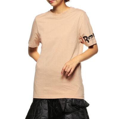 REEBOK VICTORIA BECKHAM(リーボック ヴィクトリアベッカム)ハーフスリーブロゴTシャツ