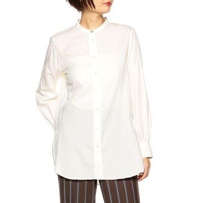 BAGUTTA(バグッダ)バンドカラーシャツ