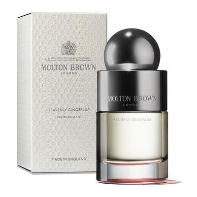 """MOLTON BROWN(モルトンブラウン)オードトワレ """"ジンジャーリリー"""" 50ml"""