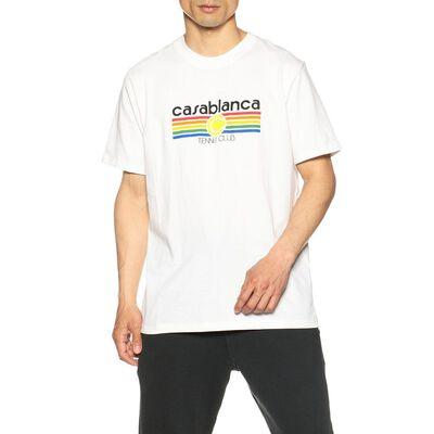 CASABLANCA(カサブランカ)プリントTシャツ