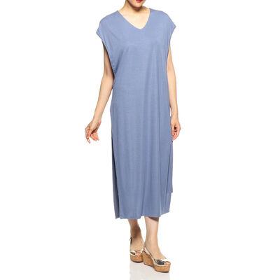 BARNEYS NEW YORK(バーニーズ ニューヨーク)ウォッシャブルジャージーレイヤードドレス