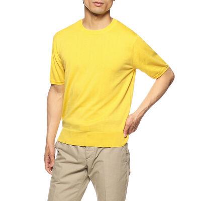 BARNEYS NEW YORK(バーニーズ ニューヨーク)ウォッシャブルニットTシャツ