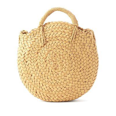 AETA(アエタ)サークルバスケットバッグ