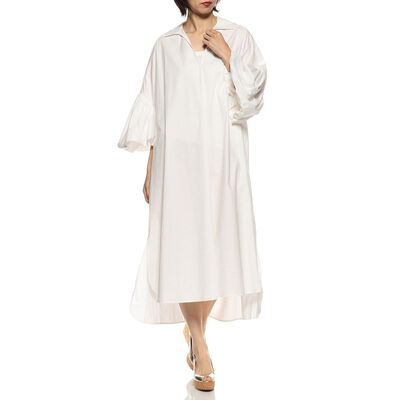 SHAINA MOTE(シャイナモート)ボリュームスリーブドレス