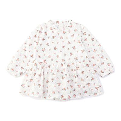TOCOTO VINTAGE(トコトヴィンテージ)フラワープリントドレス