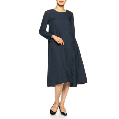 MERLETTE(マーレット)サイドギャザードレス