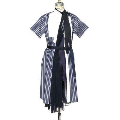 SACAI(サカイ)シャツドレス