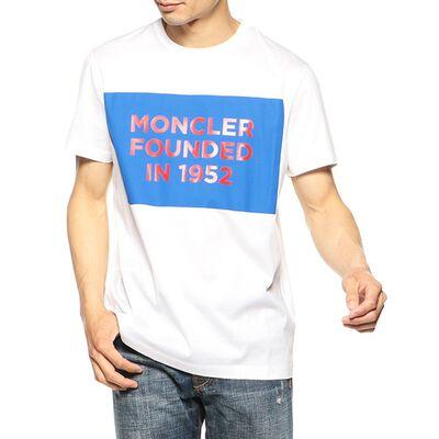 MONCLER(モンクレール)ボックスロゴTシャツ