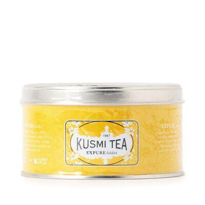 "KUSMI TEA(クスミティー)ブレンドティー ""エクスピュア アディクト"" 125g"