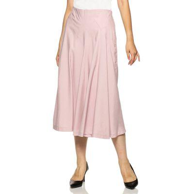 BARNEYS NEW YORK(バーニーズ ニューヨーク)セットアップウォッシャブルフレアスカート