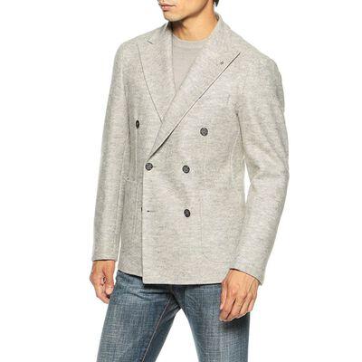 TAGLIATORE(タリアトーレ)ウールジャージダブルブレステッドジャケット