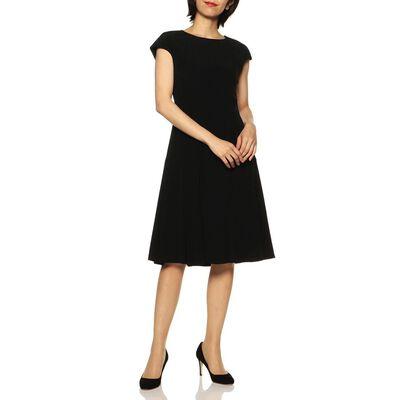 BARNEYS NEW YORK(バーニーズ ニューヨーク)セットアップキャップスリーブドレス