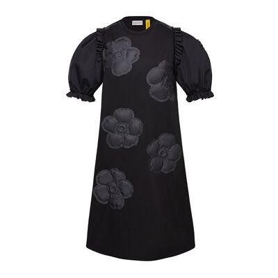 MONCLER GENIUS(モンクレール ジーニアス)バルーンスリーブドレス