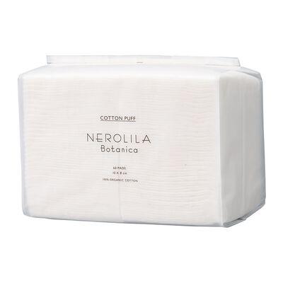 NEROLILA BOTANICA(ネロリラ ボタニカ)オーガニックコットンパフ 60枚入り