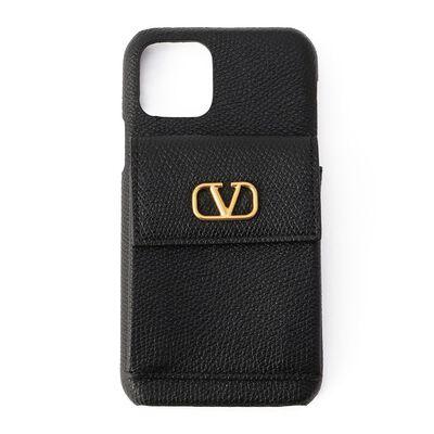 VALENTINO GARAVANI(ヴァレンティノ ガラヴァーニ)スマートフォンケース(iPhone11 PRO対応)