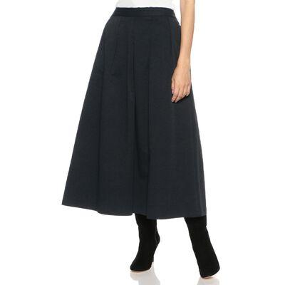 BARNEYS NEW YORK(バーニーズ ニューヨーク)ウォッシャブルボリュームフレアスカート