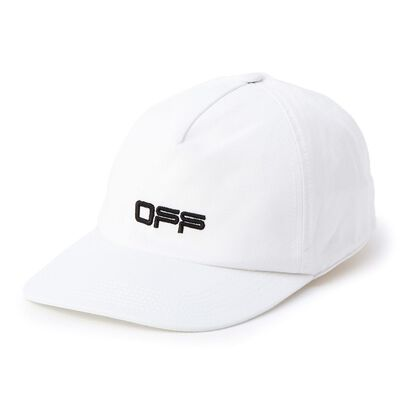 OFF-WHITE c/o VIRGIL ABLOH(オフ-ホワイト c/o ヴァージル アブロー)ロゴキャップ