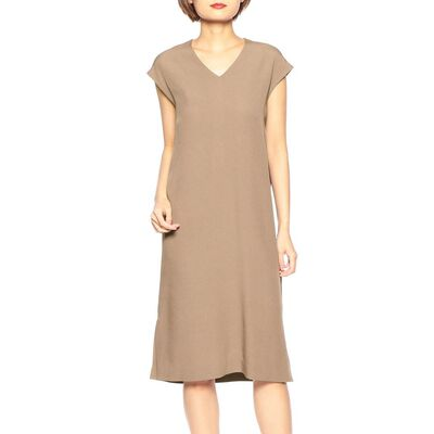 BARNEYS NEW YORK(バーニーズ ニューヨーク)Vネックドレス