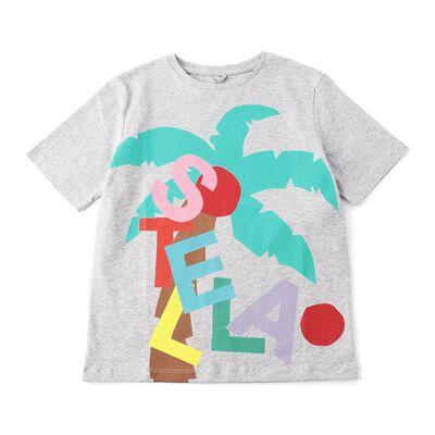 STELLA McCARTNEY(ステラ マッカートニー)ガールズプリントTシャツ