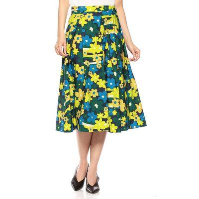 MARNI(マルニ)フラワープリントスカート