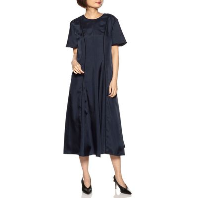 BARNEYS NEW YORK(バーニーズ ニューヨーク)ウォッシャブルパイピングドレス