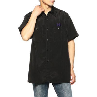 NEEDLES(ニードルス)ショートスリーブスポーツシャツ