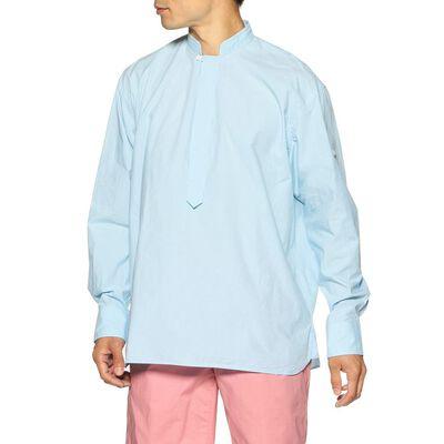 BAGUTTA(バグッダ)スタンドプルオーバーシャツ