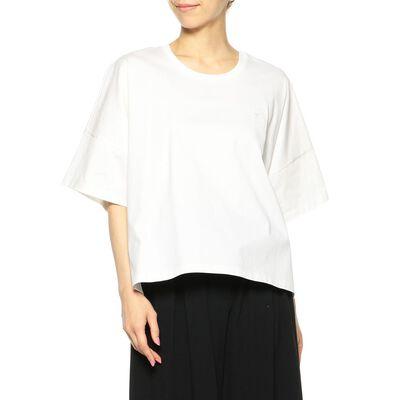 LOEWE(ロエベ)ロゴハーフスリーブTシャツ