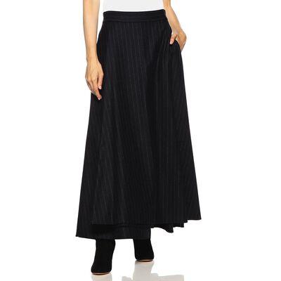 ATON(エイトン)ドレープロングスカート