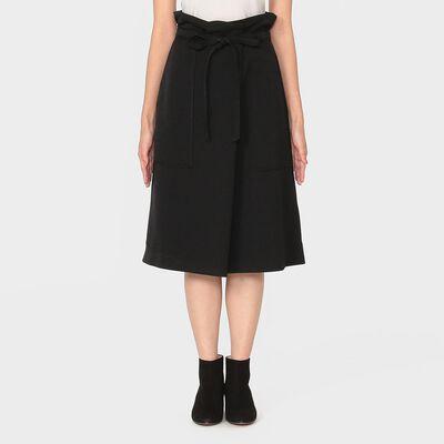 BARNEYS NEW YORK(バーニーズ ニューヨーク)ウォッシャブルベルテッドスカート