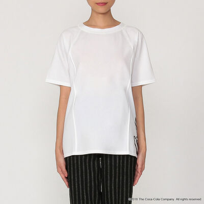 BARNEYS NEW YORK(バーニーズ ニューヨーク)限定サイドロゴTシャツ