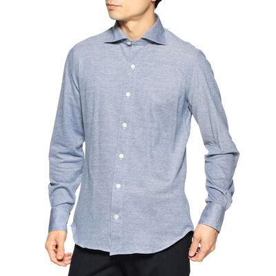 FINAMORE(フィナモレ)ジャージーシャツ