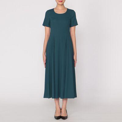 BARNEYS NEW YORK(バーニーズ ニューヨーク)Uネックロングドレス