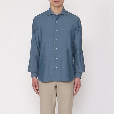 ORIAN(オリアン)シャンブレーシャツ