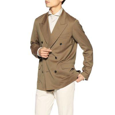 BARNEYS NEW YORK(バーニーズ ニューヨーク)セットアップダブルブレステッドジャケット