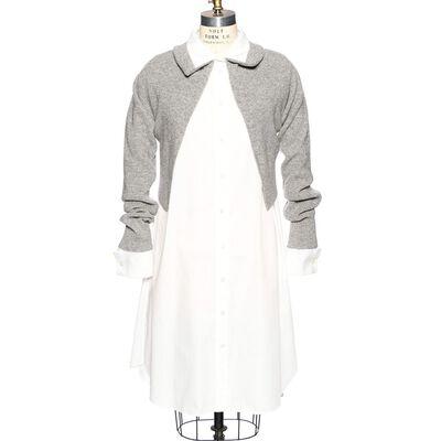 SACAI(サカイ)レイヤードドレス