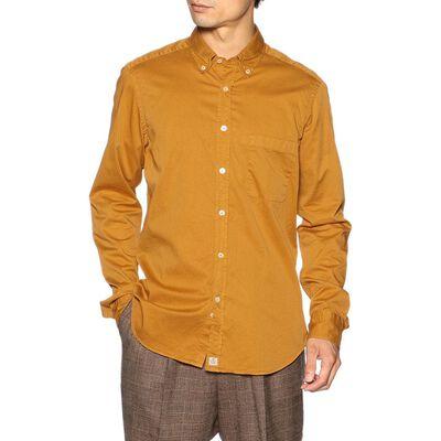 SONRISA(ソンリーサ)限定ストレッチコットンツイルシャツ