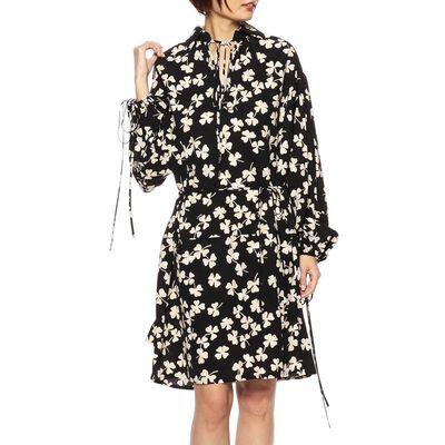 LOEWE(ロエベ)クローバープリントドレス
