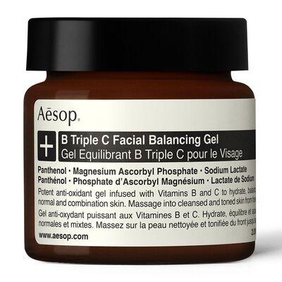 AESOP(イソップ)B トリプル C フェイシャル バランシング ジェル 60ml