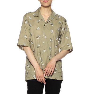NEEDLES(ニードルス)ボタニカルシャツ