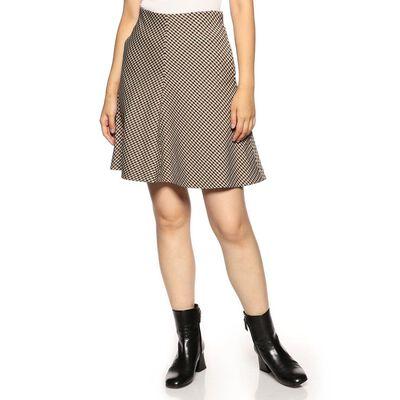 MADISONBLUE(マディソンブルー)チェック柄ミニスカート