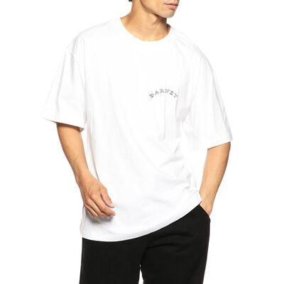 KROST(クロスト)限定ロゴ刺繍Tシャツ