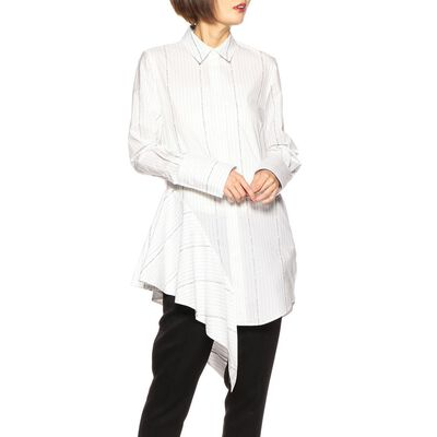 OFF-WHITE c/o VIRGIL ABLOH(オフ-ホワイト c/o ヴァージル アブロー)ロングスリーブシャツ